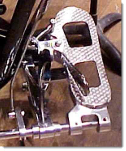 Desden Timpani Pedal