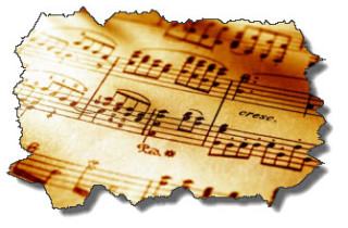 Sheet Music: Reading, Writing, and Samples