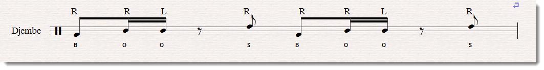 djembe casa rhythm