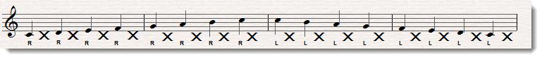vibraphone exercise 1